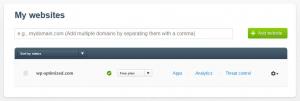 cloudflare-my-websites