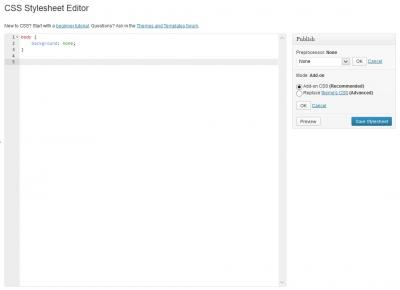 jetpack-stylesheet-editor