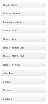 Metro Child Theme Widgets for the Genesis Framework by StudioPress
