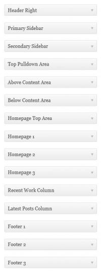 Derby Theme Widgets for the Genesis Framework by Themedy
