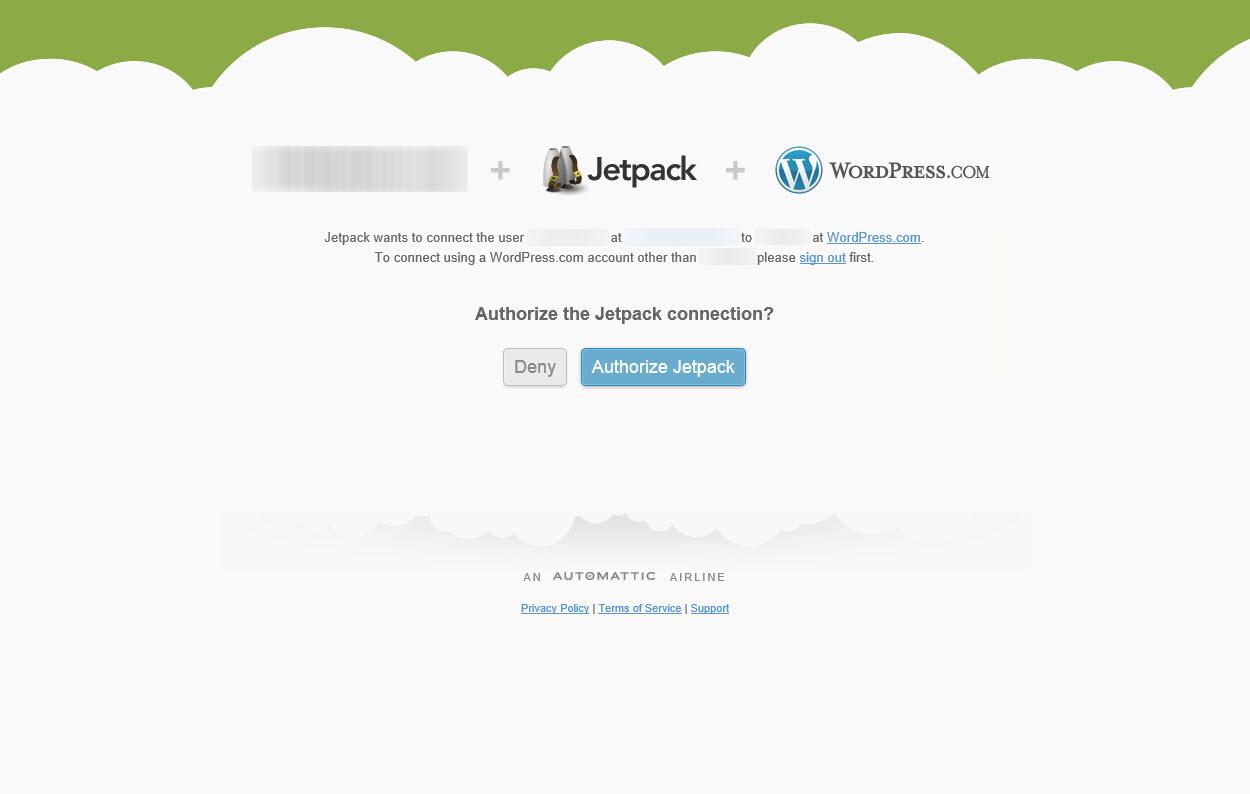 Activate Jetpack In WordPress
