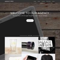 Agency Pro Child Theme for the Genesis Framework by StudioPress