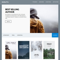 Author Pro Child Theme for the Genesis Framework by StudioPress
