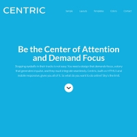 Centric Pro Child Theme for the Genesis Framework by StudioPress