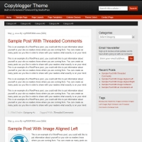 Copyblogger Free Genesis Child Theme by StudioPress