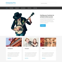 Enterprise Pro Child Theme for the Genesis Framework by StudioPress