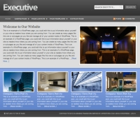 Executive Child Theme for the Genesis Framework by StudioPress
