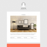 Expose Pro Child Theme for the Genesis Framework by StudioPress