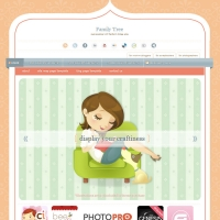 Family Tree Child Theme for the Genesis Framework by StudioPress