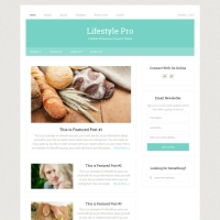 Lifestyle Pro Child Theme for the Genesis Framework by StudioPress
