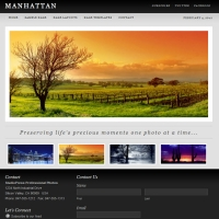 Manhattan Child Theme for the Genesis Framework by StudioPress