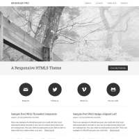 Minimum Pro Child Theme for the Genesis Framework by StudioPress