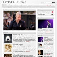 Platinum Child Theme for the Genesis Framework by StudioPress