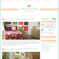 Pretty Young Thing Child Theme for the Genesis Framework by StudioPress