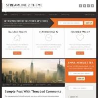 Streamline Two Child Theme for the Genesis Framework by StudioPress