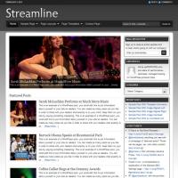 Streamline Child Theme for the Genesis Framework by StudioPress