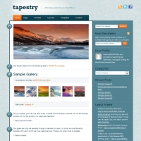 Tapestry Child Theme for the Genesis Framework by StudioPress