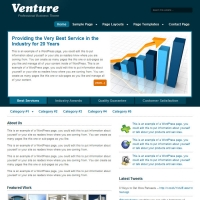 Venture Child Theme for the Genesis Framework by StudioPress