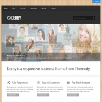 Derby Child Theme for the Genesis Framework by Themedy