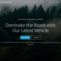 Altitude Pro Child Theme for the Genesis Framework by StudioPress