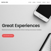 Digital Pro Child Theme for the Genesis Framework by StudioPress