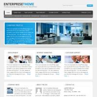 Enterprise Child Theme for the Genesis Framework by StudioPress