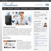 Freelance Child Theme for the Genesis Framework by StudioPress