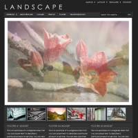 Landscape Child Theme for the Genesis Framework by StudioPress