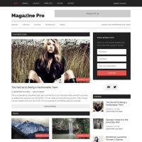 Magazine Pro Child Theme for the Genesis Framework by StudioPress