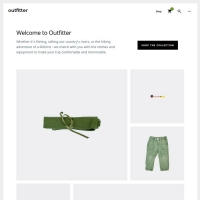 Outfitter Pro Child Theme for the Genesis Framework by StudioPress
