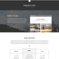 Remobile Pro Child Theme for the Genesis Framework by StudioPress