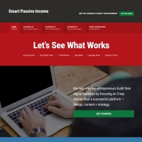 Smart Passive Income Pro Child Theme for the Genesis Framework by StudioPress