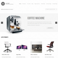Clip Cart Child Theme for the Genesis Framework by Themedy